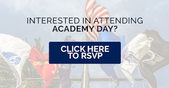 Academy Day RSVP Button